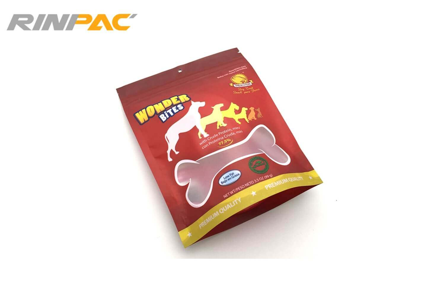 RinPAC Pet Food Packaging 2 - Pet Food Packaging