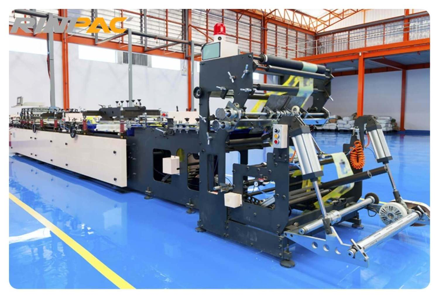 bags cutting machine 2 - ABOUT US