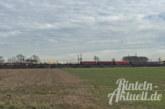 Blinde Passagiere auf Güterzug entdeckt