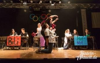 24 rintelnaktuell abikulturball abilympics 2016 gymnasium ernestinum schueler lehrer