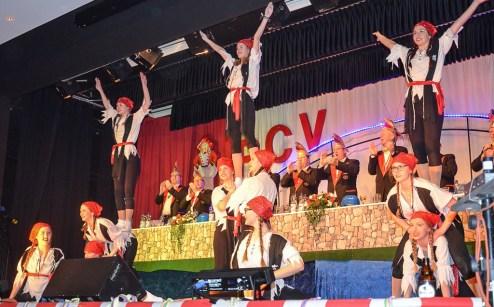 06 rintelnaktuell prunksitzung rcv karnevalsparty 18.2.17 brueckentorsaal helau rinteln im stau