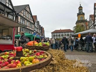 02 rintelnaktuell apfelmarkt 2017 marktplatz innenstadt