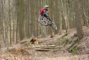 Mountainbike-Park am Steinzeichen Steinbergen: Verein bereits gegründet