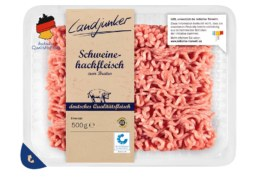 Wegen Plastik-Teilchen: LIDL ruft Hackfleisch zurück