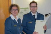 Neuer Ortsbeauftragter im THW Ortsverband Rinteln ist Sebastian Schmidt