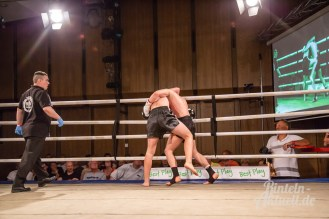 06 rintelnaktuell vorprogramm abend kickboxen frauenboxen profiboxen piergiulio ruhe sport brueckentorsaal boxring event waru kampf gegner runden