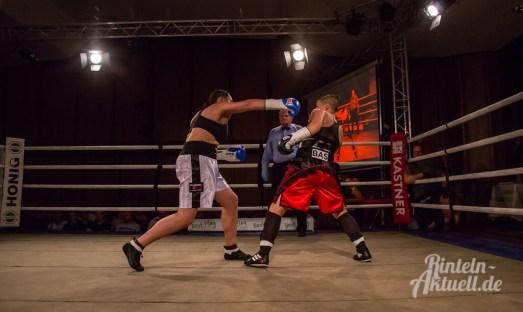 08 rintelnaktuell vorprogramm abend kickboxen frauenboxen profiboxen piergiulio ruhe sport brueckentorsaal boxring event waru kampf gegner runden