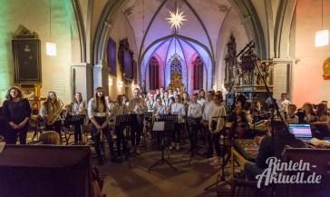 17 rintelnaktuell weihnachtskonzert gymnasium ernestinum nikolaikirche 2018 advent bigband abichor musici ernesti ensemble musik
