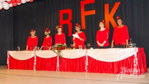06 rintelnaktuell rfk rintelner frauenkarneval brueckentorsaal prunksitzung elfenrat 2019 20 jubilaeum