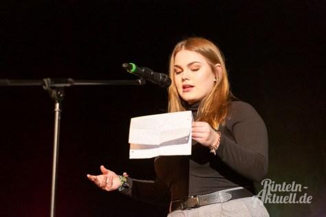 11 rintelnaktuell poetry slam gymnasium ernestinum rinteln u20 2019 wettbewerb