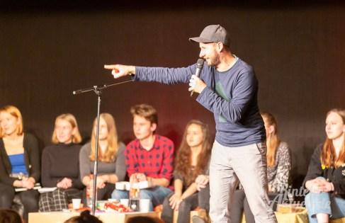 13 rintelnaktuell poetry slam gymnasium ernestinum rinteln u20 2019 wettbewerb