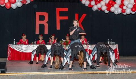 74 rintelnaktuell rfk rintelner frauenkarneval brueckentorsaal prunksitzung elfenrat 2019 20 jubilaeum