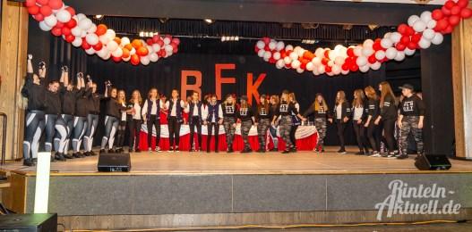 75 rintelnaktuell rfk rintelner frauenkarneval brueckentorsaal prunksitzung elfenrat 2019 20 jubilaeum