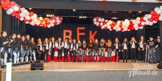 76 rintelnaktuell rfk rintelner frauenkarneval brueckentorsaal prunksitzung elfenrat 2019 20 jubilaeum