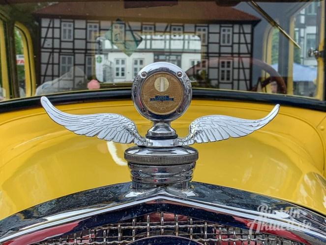 13 rintelnaktuell oldtimer weserbergland fahrt 2019 auto motorrad historisch rinteln innenstadt adac motor club