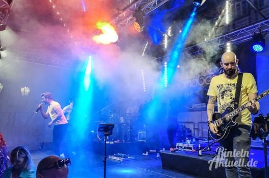 07 rintelnaktuell altstadtfest 2019 samstagabend openair tanz feier musik party bands unterhaltung innenstadt nacht