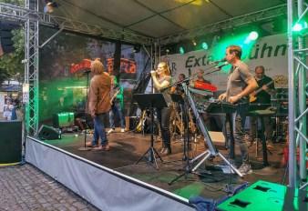 08 rintelnaktuell altstadtfest 2019 musik openair feier innenstadt city rinteln buehnen