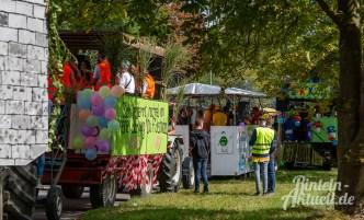 11 rintelnaktuell moellenbeck erntefest 2019 erntewagen ernteumzug dorf feier party