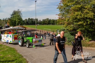 21 rintelnaktuell moellenbeck erntefest 2019 erntewagen ernteumzug dorf feier party