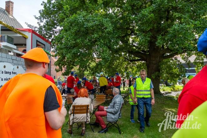51 rintelnaktuell moellenbeck erntefest 2019 erntewagen ernteumzug dorf feier party