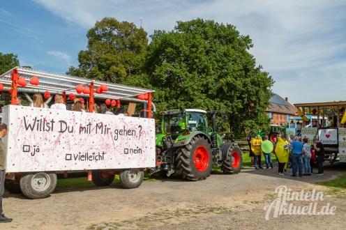 66 rintelnaktuell moellenbeck erntefest 2019 erntewagen ernteumzug dorf feier party