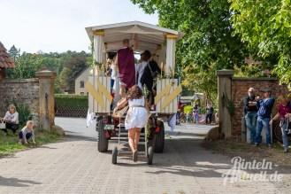89 rintelnaktuell moellenbeck erntefest 2019 erntewagen ernteumzug dorf feier party