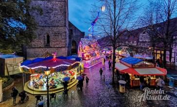 20 rintelnaktuell herbstmesse 2019 kirmes karussell buden fahrgeschaefte jahrmarkt innenstadt altstadt