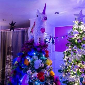 14 rintelnaktuell weihnachtsbaum winter wunderland jeromin volksen dekoration rekord schmuck