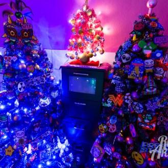 18 rintelnaktuell weihnachtsbaum winter wunderland jeromin volksen dekoration rekord schmuck