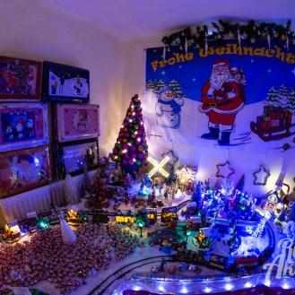 27 rintelnaktuell weihnachtsbaum winter wunderland jeromin volksen dekoration rekord schmuck
