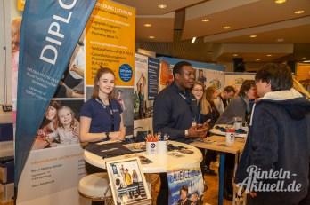 27 rintelnaktuell tag der ausbildung 2020 bbs rinteln agentur fuer arbeit beruf studium schule