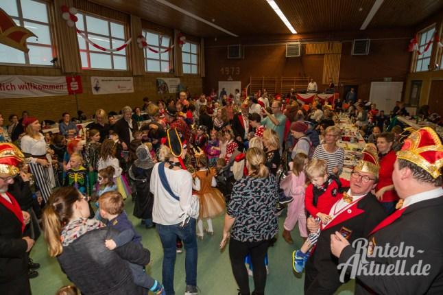 31 rintelnaktuell rcv kinderkarneval carnevalsverein 16.02.2020 mehrzweckhalle todenmann