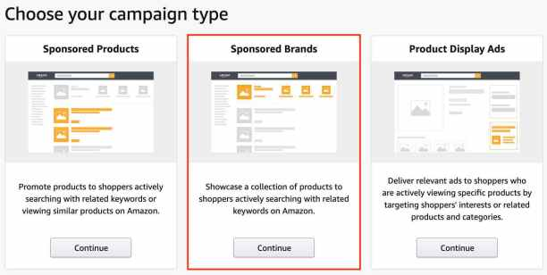 How to Create Amazon Sponsored Brand Ads