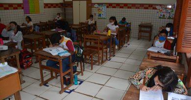 Prefeitura de Rio Branco realiza busca ativa para o retorno das aulas presenciais nas escolas do município