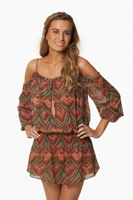 Shanti Bella Short Dress