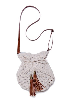 Crochet Pouch Bag