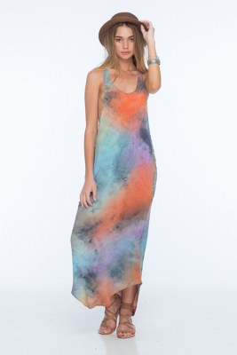 Impression Tie Dye Tamri Dress