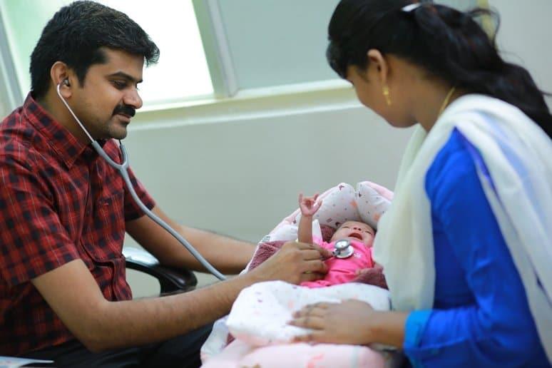 Children surgery hospital Madurai