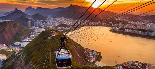 Visit Rio De Janeiro Tours And Travels Guide