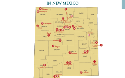 2015 Payrolls for New Mexico's Institutes of Higher Education