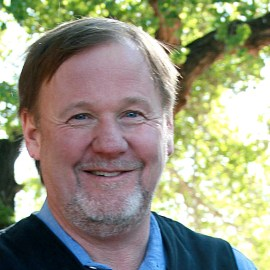 Photo of John P. Kelly for the Sierra Club Rio Grande Chapter website
