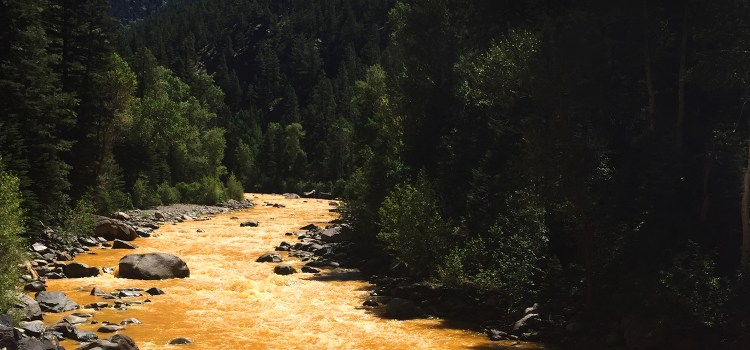 Toxic threat: Gold King one of thousands of abandoned mines