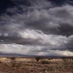 Photo of Rio Rancho, looking towards Sandias