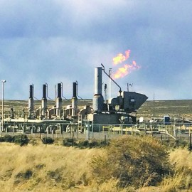 Give back the authority to fine oil and gas for safety violations