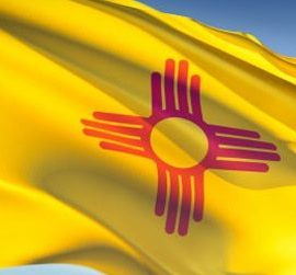 photo of nm flag