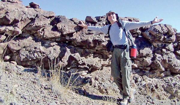 Tom Petencin, desert explorer: 1952-2016
