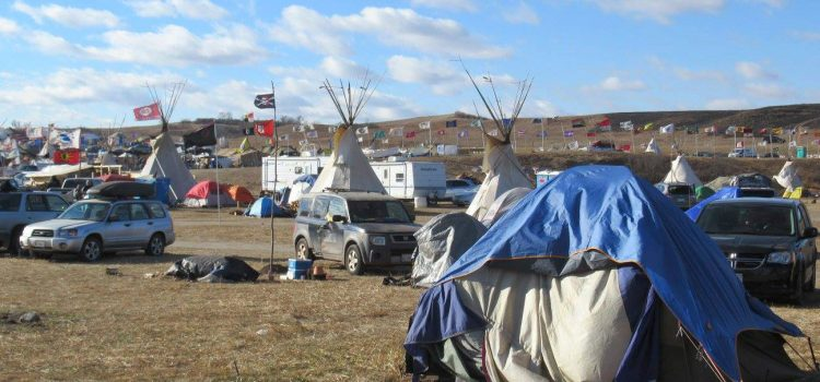Stand up for Standing Rock
