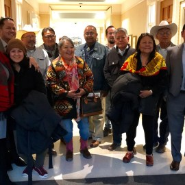 Chaco Protection Memorial Passes Unanimously!