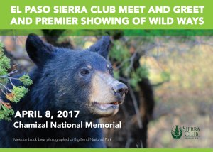 El Paso Meet and Greet and Premier Showing of Wild Ways, April 8