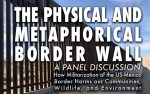 El Paso - Panel Discussion on the Border Wall